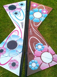 Revolution 1.5 Flower Power Sails