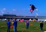Berlin Tempelhof Drachenfest 2013