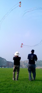 Dieppe Kite Festival 2014